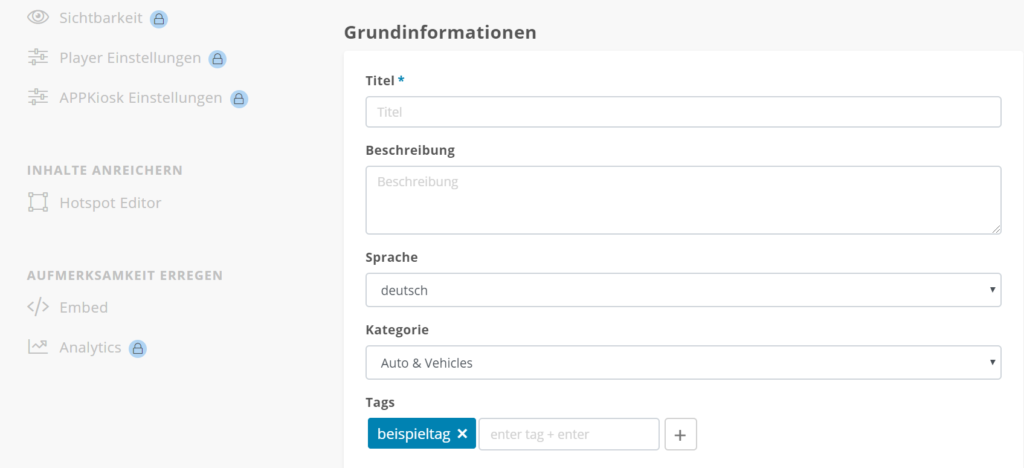 Grundinformationen YumpuPublishing